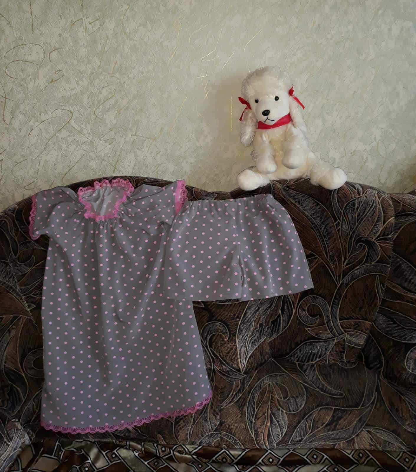 Платье для племянницы Ирины