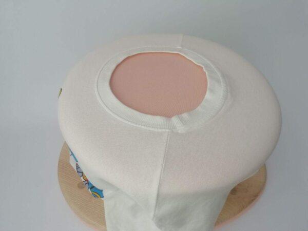 Комбинированная юбочная+горловинная портновская колодка